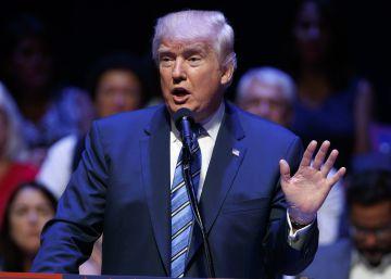 Trump cae en las encuestas