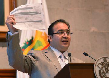 El secretario de Seguridad en Veracruz renuncia al cargo tras un escándalo por sus propiedades