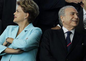 La división en la política brasileña llega hasta el palco olímpico