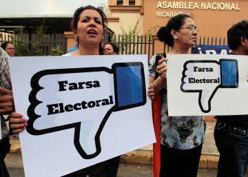 Nicaragua expulsa a cuatro políticos opositores venezolanos