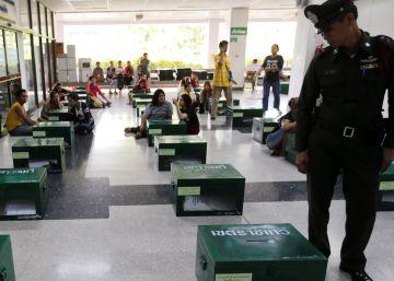 El Ejército busca instalarse en el poder en Tailandia