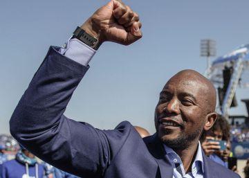 Sudáfrica derrota al racismo una vez más