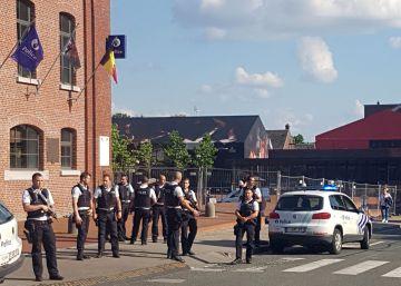 El Estado Islámico asume el ataque contra dos policías en Bélgica