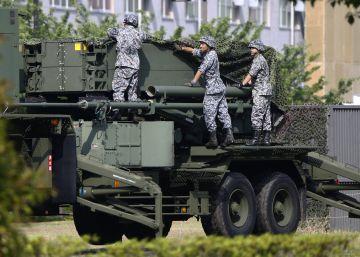 Japón pone en alerta a su Ejército ante la amenaza norcoreana