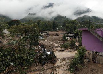 Earl se convierte en la tormenta más mortífera en México desde 2014