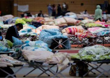 Un chino pasa 12 días por error en un centro para refugiados en Alemania