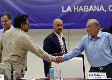 Comienza la misión para delimitar las zonas de concentración de las FARC