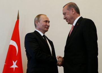 Putin y Erdogan inician la normalización entre Rusia y Turquía