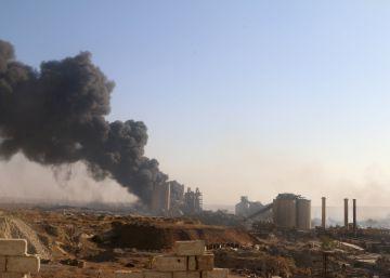 La batalla de Alepo amenaza la supervivencia de 1,5 millones de civiles