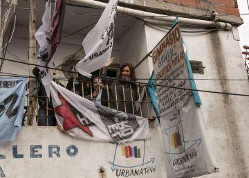 Cristina Kirchner busca su lugar entre los más pobres