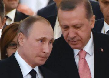 Turquía y Rusia reforzarán el intercambio de información militar sobre Siria