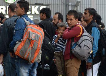 Alemania prevé la llegada este año de 300.000 refugiados