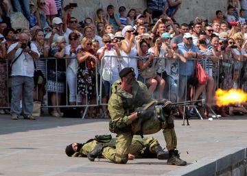 Rusia acusa a Ucrania de enviar grupos armados a Crimea