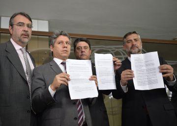 O PT pede proteção internacional diante da iminência do impeachment de Dilma
