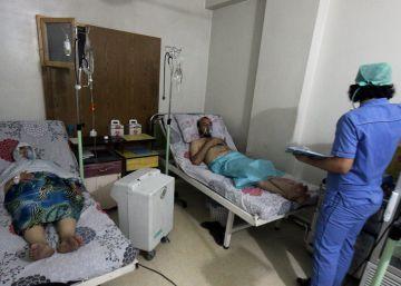 Los últimos médicos de Alepo lanzan una desesperada petición de ayuda