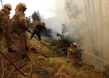 Portugal solicita ayuda internacional ante la ola de incendios
