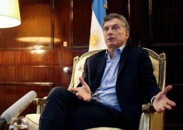 Macri reactiva la polémica por el número de desaparecidos de en Argentina
