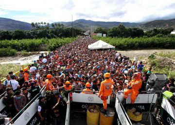 Colombia y Venezuela ultiman la apertura de la frontera entre ambos países