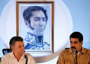 Colômbia e Venezuela concordam em abrir a fronteira, de forma gradual, a partir do sábado