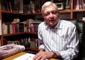 López Obrador asegura que su ingreso mensual es de 2.700 dólares