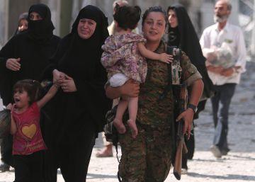 El ISIS pierde su principal salida hacia Europa desde Siria