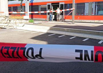 Un hombre armado deja al menos seis heridos en un tren de Suiza