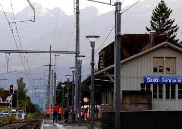 Muere uno de los heridos en el ataque de un hombre armado en un tren suizo