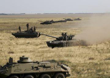 Rusia y Alemania dialogan sobre Ucrania pese a la tensión en Crimea