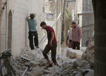 La ONU acusa al régimen de El Asad y al ISIS de utilizar armas químicas
