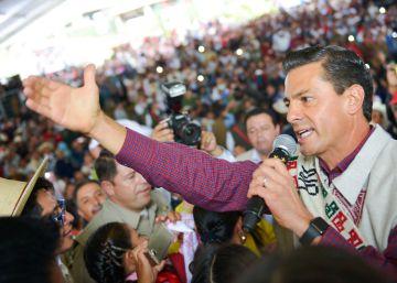 El desgaste de Peña Nieto arrastraría al PRI a la derrota electoral en México