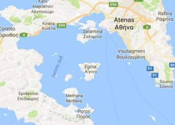 Cuatro muertos y cuatro heridos al chocar una barca de turistas en Grecia