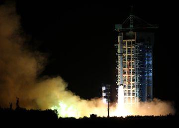 China potencia su programa espacial con el lanzamiento de un satélite cuántico