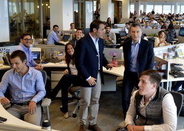 Mercado Libre, una isla de crecimiento en la crisis argentina