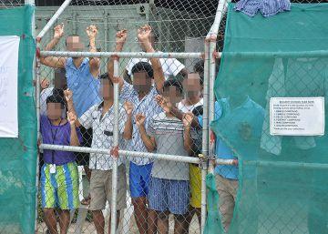 Australia cerrará un centro de refugiados tras la filtración de abusos