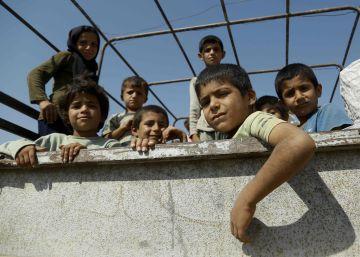 Tres millones de niños sirios son Omran