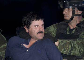El Chapo Guzmán podrá volver a la cárcel de la que huyó