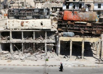 La ONU reconoce que no puede llevar ayuda humanitaria a sirios asediados
