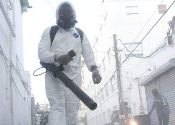 O Zika chega a Miami Beach