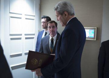 Estados Unidos admite que utilizó un pago a Irán para garantizarse la liberación de presos