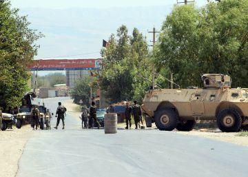 Los talibanes toman un distrito estratégico en la provincia afgana de Kunduz