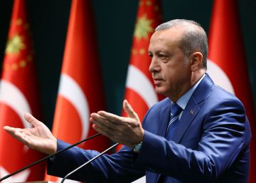 La bandera de la inestabilidad turca