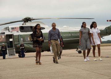 Por qué muchos estadounidenses ven con envidia el 'año sabático' de Malia Obama