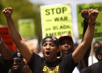 El Departamento de Justicia pone cifras a la discriminación policial en Baltimore