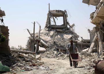 El régimen sirio pacta una tregua con las milicias kurdas mientras Turquía les cierra el paso
