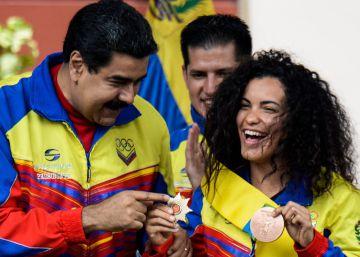 Maduro ofrece casa y dólares a los deportistas venezolanos que asistieron a Río