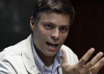 """El jefe de la OEA dice que la condena a Leopoldo López es """"el fin de la democracia"""" en Venezuela"""