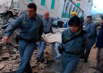 Terremoto en Italia, directo | el número de muertos se eleva a 247