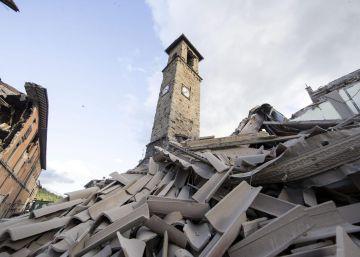 Los peores terremotos que han sacudido Italia