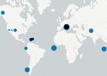 Actividad sísmica en Italia y el mundo durante las últimas horas