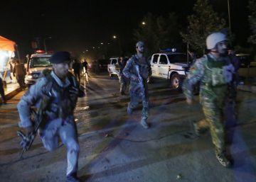 Un ataque a la Universidad Americana en Kabul concluye con 12 muertos